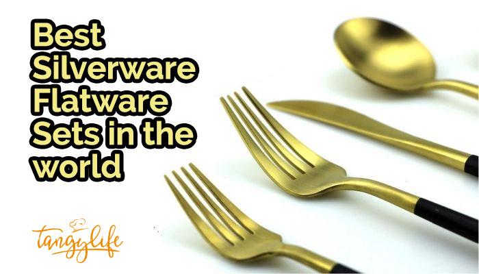Best Flatware Sets In The World Best Silverware Flatware Sets 2021