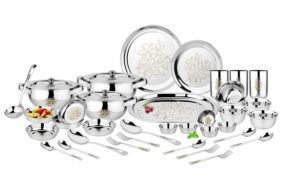 classic stainless steel dinner set review tangylife
