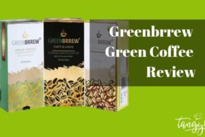 greenbrrew green coffee review tangylife blog