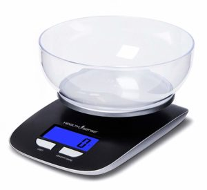 healthsense digital kitchen scale review