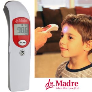 Dr. Madre Infrared digital forehead thermometer review