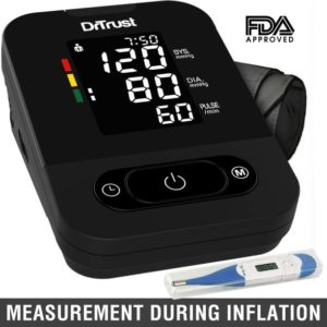 Dr. Trust silverline talking blood pressure machine review tangylife