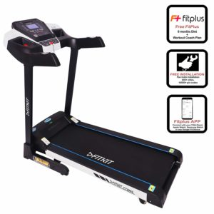 Fitkit FT 200 Motorized Treadmill Review
