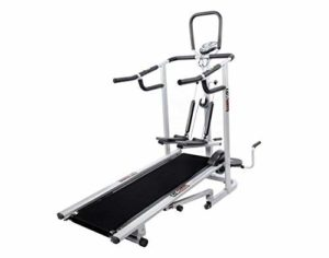 Lifeline Fitness Treadmill 4 in 1 review