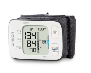 Omron 7 series wrist blood pressure monitor review tangylife