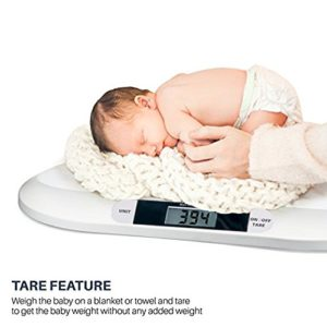 Paxmax electronic digital baby weighing scale review