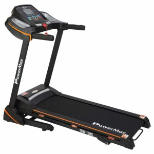 Powermax Fintess TDM Motorized treadmill Review
