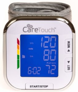 care touch blood pressure monitor review tangylife