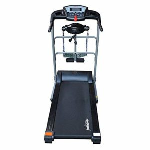 healthgenie motorized treadmill for home review