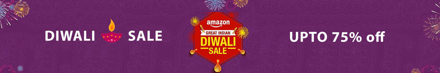 amazon great indian diwali festival sale - tangylife banner