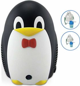 dr trust penguin medical nebulizer review