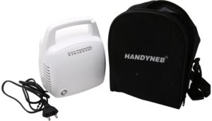 handynab nulife pistontype compresor nebulizer review