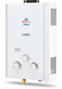 Bajaj Majesty Duetto Gas Geyser Review Tangylife Blog