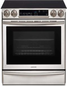 Samsung Slide-In Gas stove Review tangylife blog