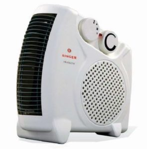 Singer Fan Heater Blower review