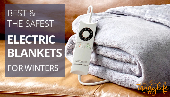 best electric blankets winters review tangylife