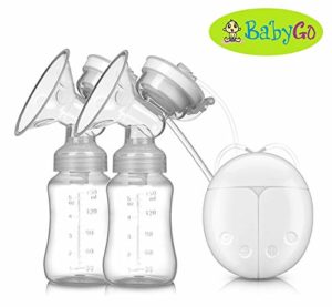 BabyGo Electric Double Breast Pump review