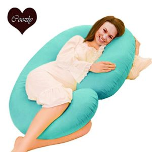 Coozly C-Shaped Pregnancy Pillow review