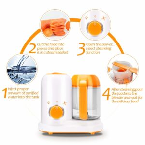 Flipco-Mini-4-in-1-Homemade-Baby-Food