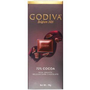 Godiva dark Chocolate gift valentines day tangylife