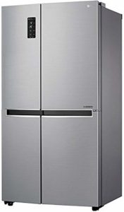 LG Side by Side Refrigerator review tangylife