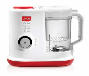 LuvLap Royal Steamer Blender review tangylife