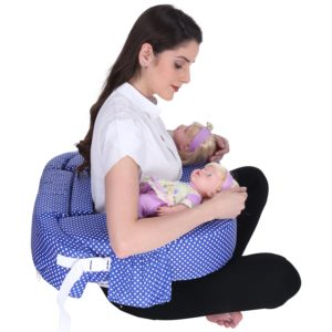 MomToBe Twin Feeding Pillow review 2020