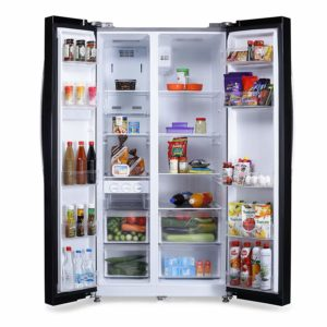 Panasonic Side By Side Refrigerator review tangylife