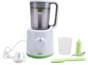 Philips Avent Combined Steamer review tangylife