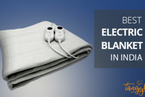 best electric blanket in india review tangylife