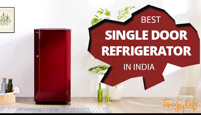 best single door refrigerator in india review tangylife