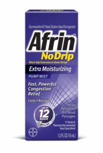 Afrin nasal spray for cold review tangylife