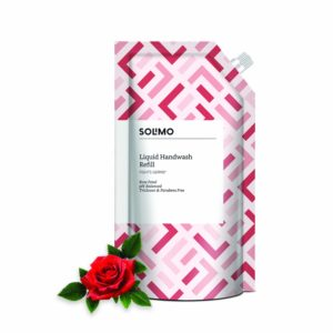Amazon Brand Solimo Hand wash in India review tangylife