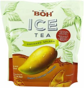 Boh Iced Tea brand review tangylife