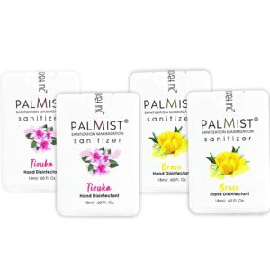 Palmist Pocket Hand Sanitizer Spray review tangylife