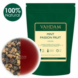 Vahdam Ice-tea brand review tangylife