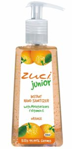 Zuci Junior Instant Hand Sanitizer review tangylife