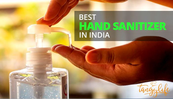 best hand sanitizer in india review tangylife