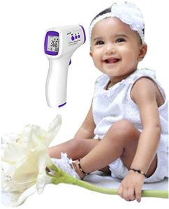 CAREMENT-Non-Contact-Infrared-Thermometer-Review