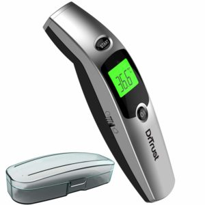 Dr Trust Forehead Infrared Thermometer review tangylife blog