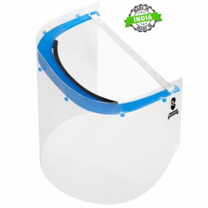 Muuchstac Plastic Reusable Face Shield review tangylife