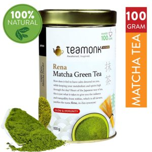 Teamonk Matcha Green Tea Powder review tangylife blog