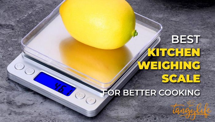 best kitchen weighing scale review tangylife
