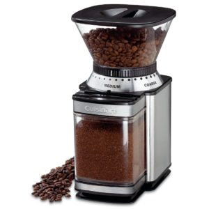Cuisinart Automatic Burr coffee grinder review tangylife
