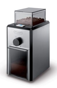 DeLonghi Burr Coffee Grinder Review tangylife