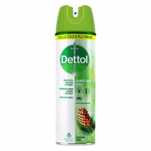 dettol disinfectant spray review tangylife