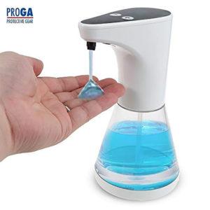 proga hand sanitizer dispenser