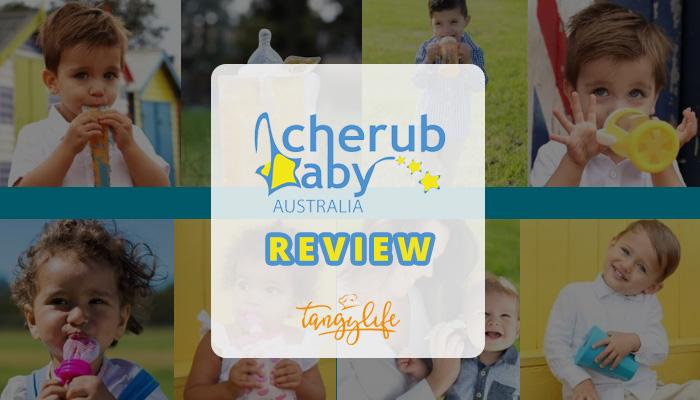 cherub baby australia review tangylife