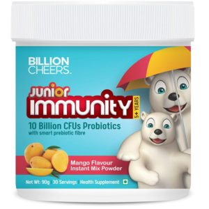 BILLIONCHEERS Probiotic Drink Immunity Booster review tangylife