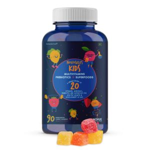 Carbamide Forte Multivitamin for Kids review tangylife
